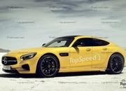 Leaked! Mercedes-AMG GT4 Revealed Ahead Of Geneva Debut - image 628676