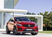 Mercedes-Benz GLE Coupe Goes Into Production At The Tuscaloosa Plant - image 626068
