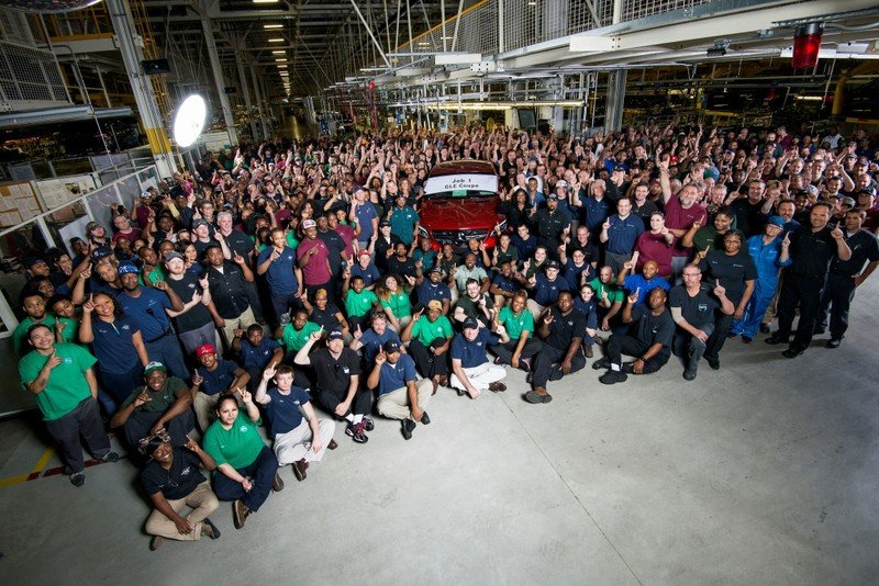 Mercedes-Benz GLE Coupe Goes Into Production At The Tuscaloosa Plant - image 626069