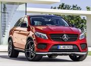 Mercedes-Benz GLE Coupe Goes Into Production At The Tuscaloosa Plant - image 626070