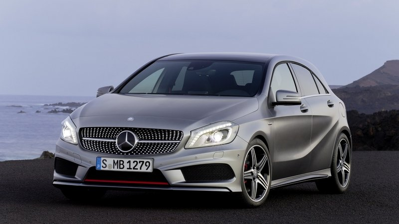Mercedes-Benz To Replace Three-Door A-Class With Small Coupe