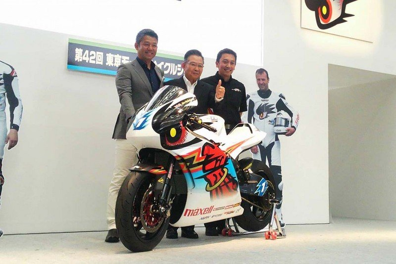 Mugen Shinden Yon Set To Compete At The Isle Of Man TT