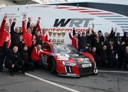 New Audi R8 LMS Scores Its First Victory At Nurburgring - image 628621