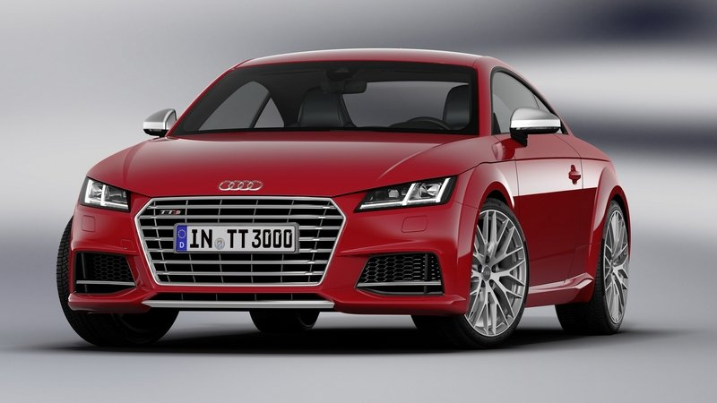 2016 Audi TT RS To Seriously Outgun The RS3