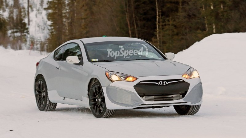 Next Hyundai Genesis Coupe Will Deliver More Than 400 HP