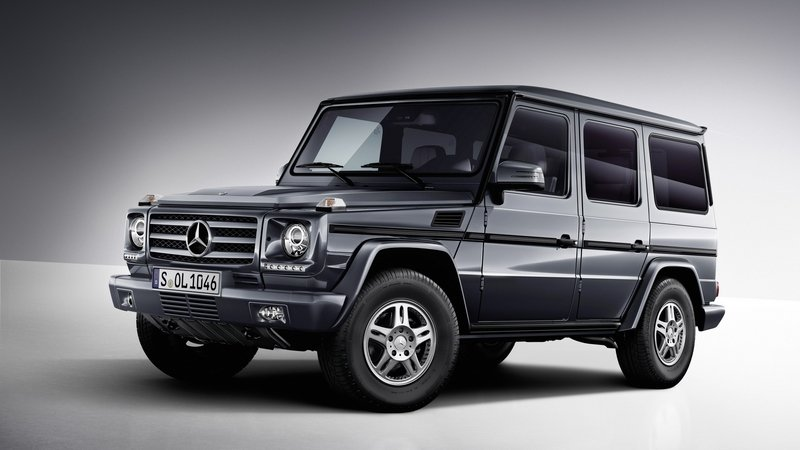 Rumormill: Next Mercedes G500 Will Get 422 HP Twin-Turbo V-8
