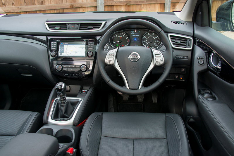 2015 - 2018 Nissan Qashqai | Top Speed