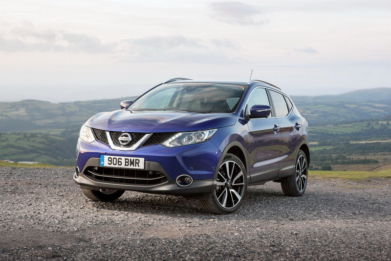 2015 - 2018 Nissan Qashqai High Resolution Exterior - image 627948