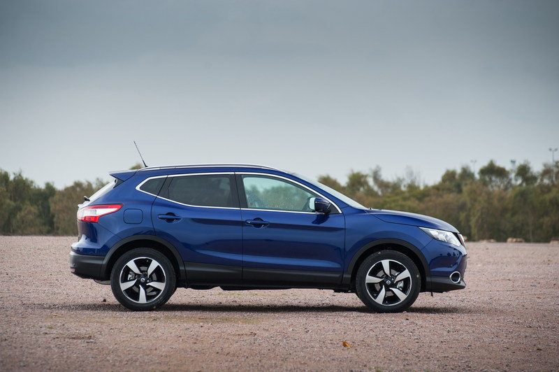 2015 - 2018 Nissan Qashqai High Resolution Exterior - image 627976