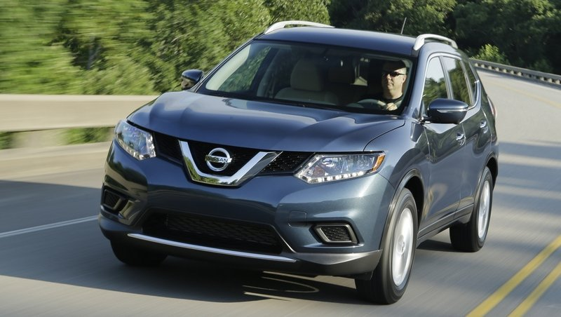 Nissan Rogue Could Get A Hybrid Version
