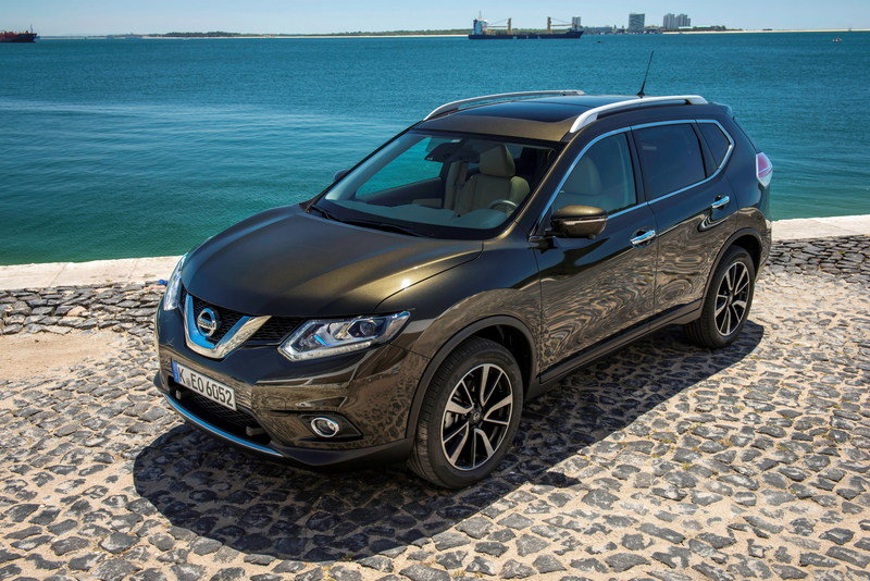 2015 Nissan X-Trail High Resolution Exterior - image 627054