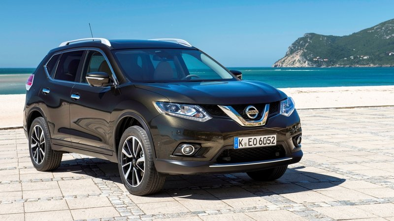 2015 Nissan X-Trail High Resolution Exterior - image 627090