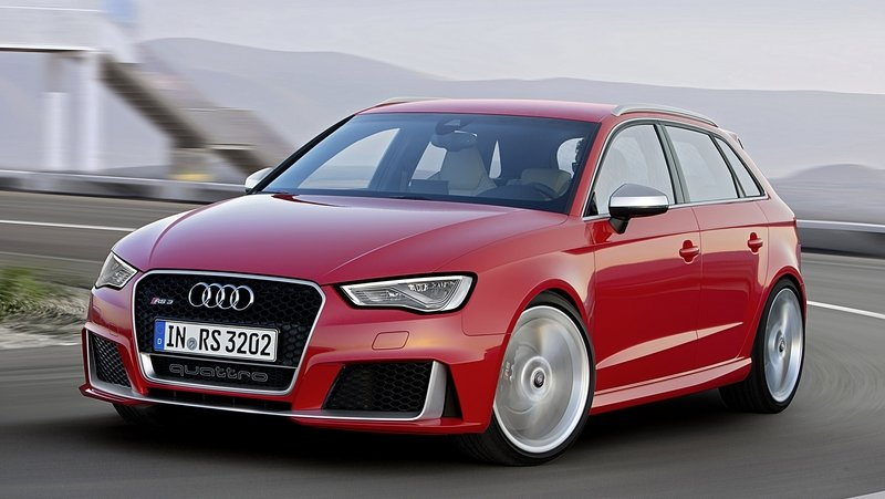 Audi RS3 Plus May Not Happen