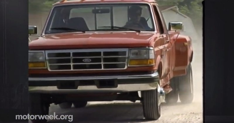 1996 ford f350 7.3 powerstroke towing capacity