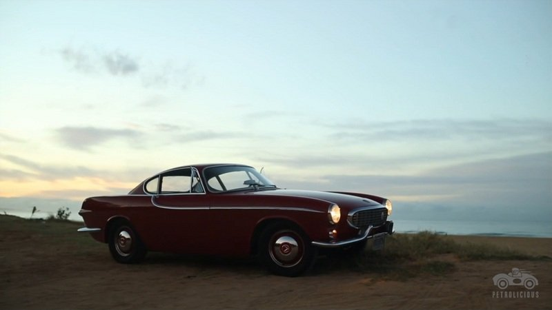 Gorgeous Volvo P1800 Gets A Tribute On Petrolicious: Video