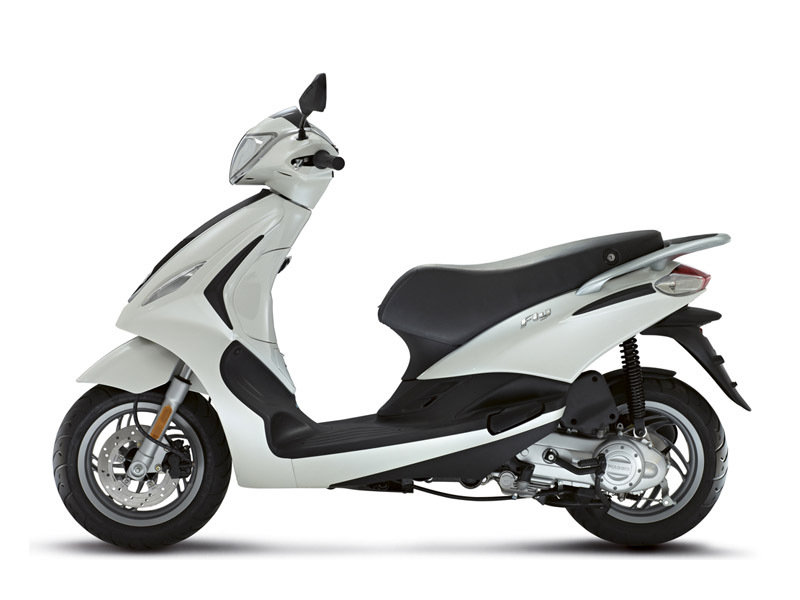 2015 piaggio fly 125 3v review - top speed