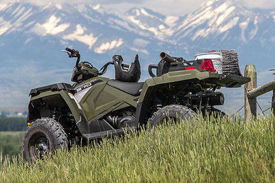 2015 Polaris Sportsman X2 570 EPS - image 627199