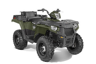 2015 Polaris Sportsman X2 570 EPS