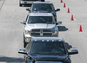 Ram Sets Guinness World Record With Longest Pickup Truck Parade - image 627628