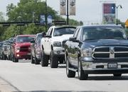 Ram Sets Guinness World Record With Longest Pickup Truck Parade - image 627633
