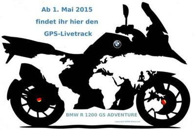 Ride of Smiles Journey Set To Kick Off On May 1, 2015, BMW Donates R1200GS Adventure For The Ride