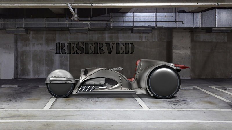 William Shatner And American Wrench Start Taking Orders For Rivet One Trike