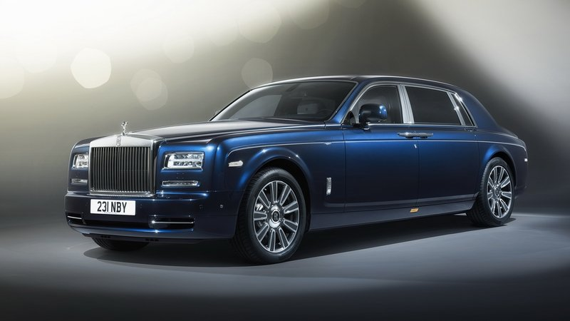 2015 Rolls-Royce Phantom Limelight Collection