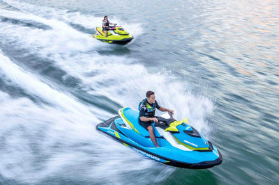 2015 Sea-Doo GTI SE 130/155 High Resolution Exterior - image 625505