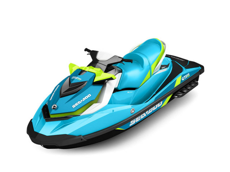 2015 Sea-Doo GTI SE 130/155 | Top Speed