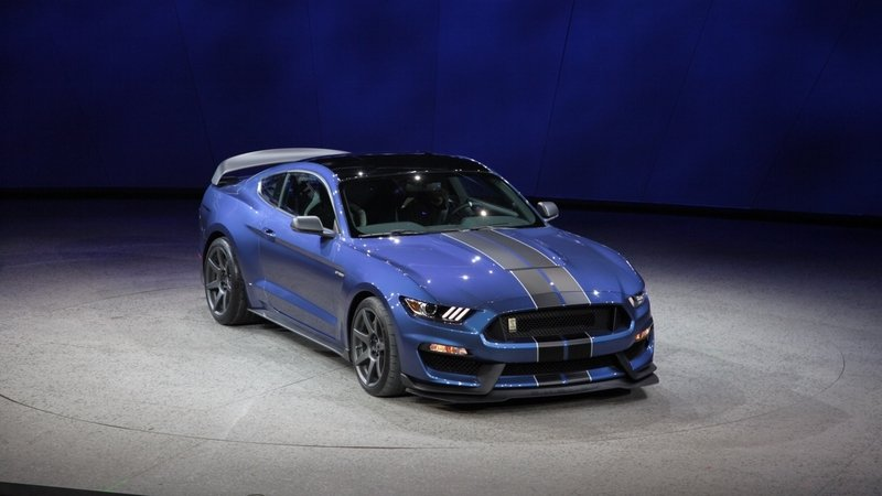 Shelby GT350 Options Pricing Leaked