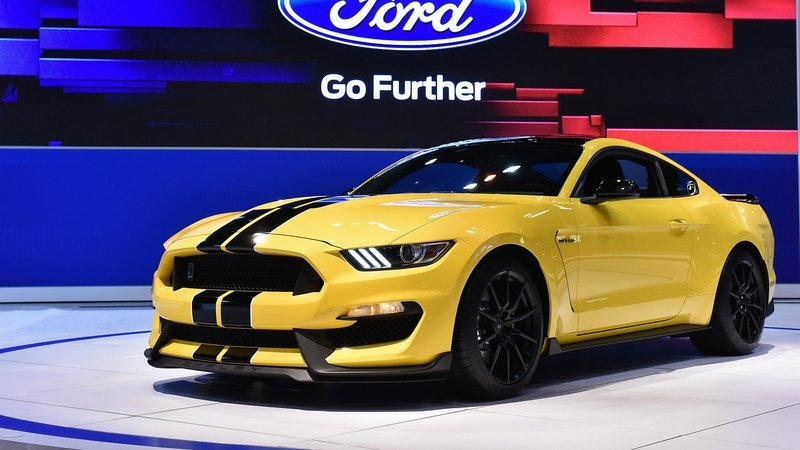 Shelby GT350 Will Be Limited To 100 Units; GT350R To 37