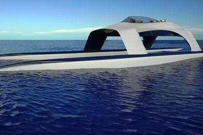 Burgess Marine To Begin Development Of Glider Yachts SS18