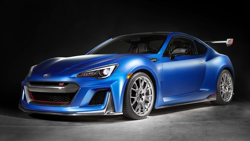 Subaru BRZ STI Should Arrive In The Next Two Years
