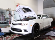Supercharged Camaro Z/28 Makes Serious Power: Video - image 625474