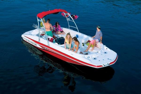 2015 Sea Doo >> 2015 TAHOE 215 Xi Pictures | boat review @ Top Speed