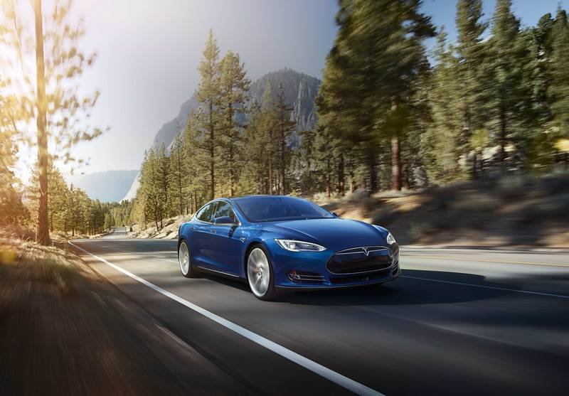 2015 Tesla Model S 70D High Resolution Wallpaper quality - image 625895