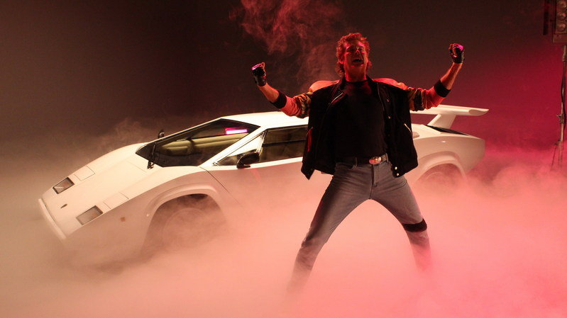 "The ""Kung Fury"" Countach"