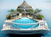 Yacht Island Design Introduces Incredible Island-On-A-Yacht Concept - image 628265
