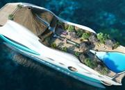Yacht Island Design Introduces Incredible Island-On-A-Yacht Concept - image 628264