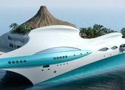 Yacht Island Design Introduces Incredible Island-On-A-Yacht Concept - image 628263