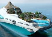 Yacht Island Design Introduces Incredible Island-On-A-Yacht Concept - image 628262
