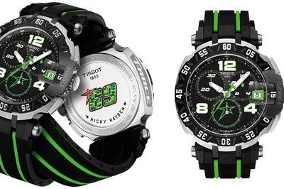 Tissot Launches Limited Edition Nicky Hayden and MotoGP-Inspired Watches