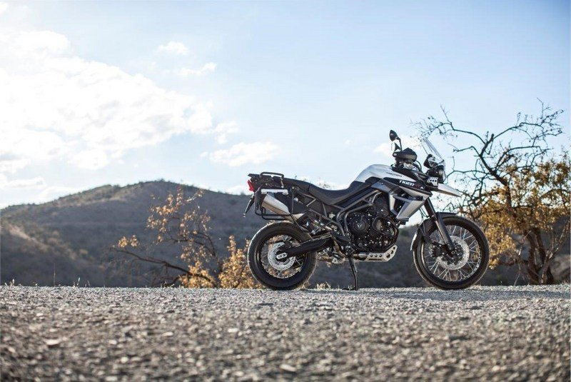 Triumph Adds XRt and XCa Models To Tiger 800 Range