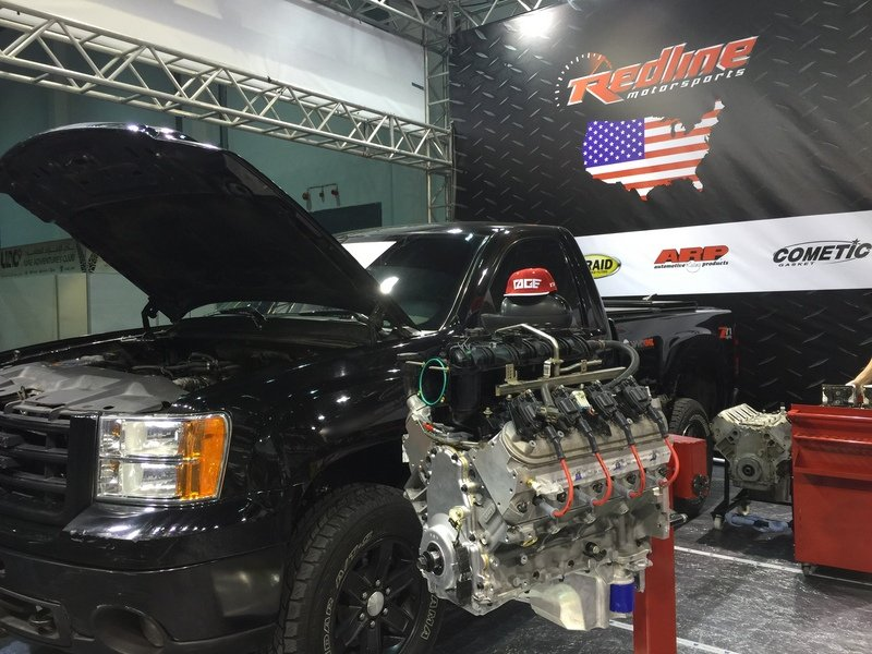 USA Wins SEMA Middle East's 1st Annual Engine Build-Off - image 626101