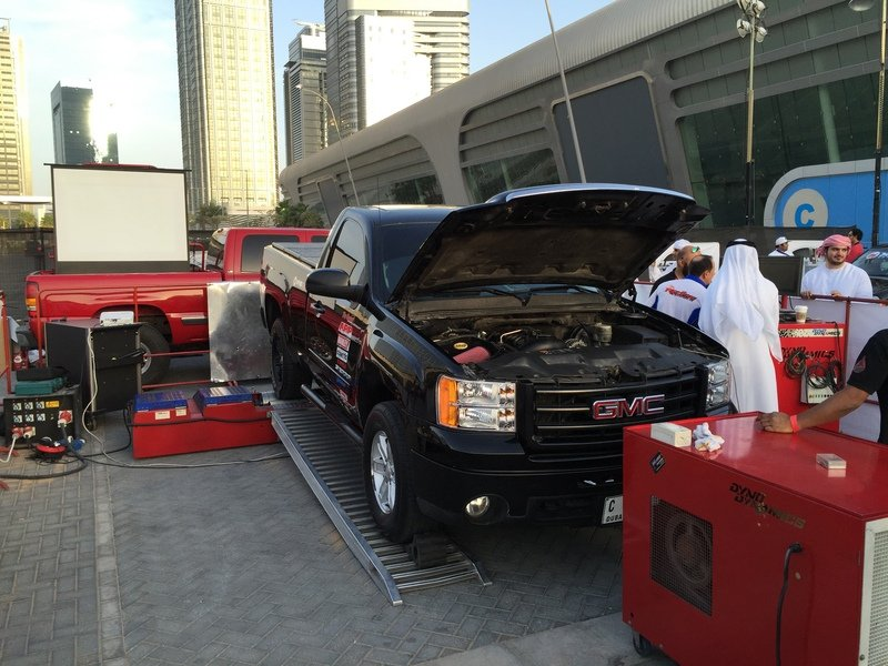 USA Wins SEMA Middle East's 1st Annual Engine Build-Off - image 626102