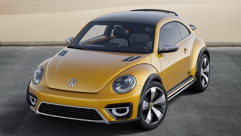 Volkswagen Beetle Dune Concept Will Make It To Production In 2016