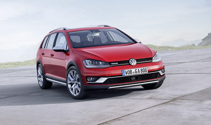 2017 Volkswagen Golf SportWagen Alltrack High Resolution Exterior Wallpaper quality - image 624846