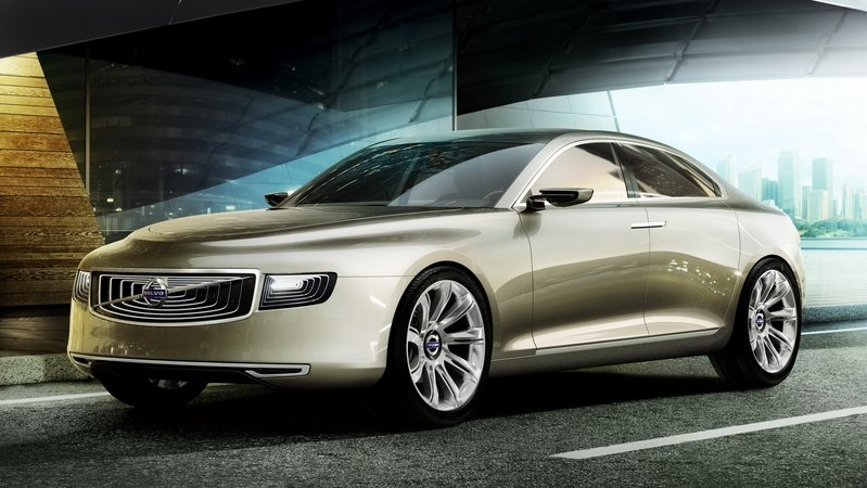 Volvo S90 Will Be Inspired By The XC90; Will Take On A6 And 5 Series