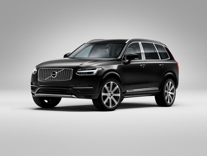 2016 Volvo XC90 Excellence High Resolution Exterior Wallpaper quality - image 626527