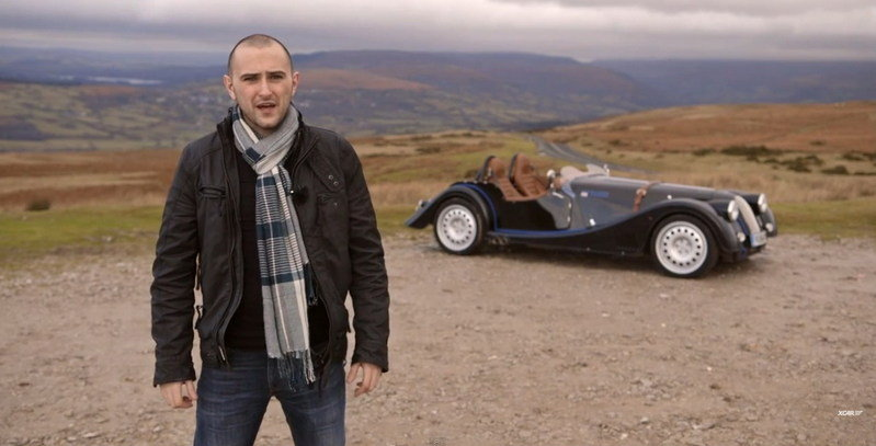 XCAR Reviews Morgan Plus 8 Speedster: Video